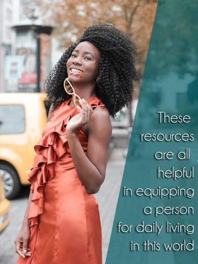Testimonial - Helpful Resources