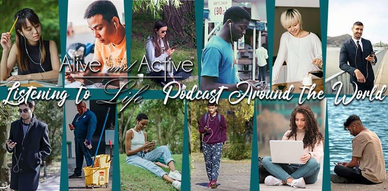 Podcast Around the World
